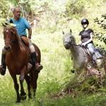 randonees a cheval ariege